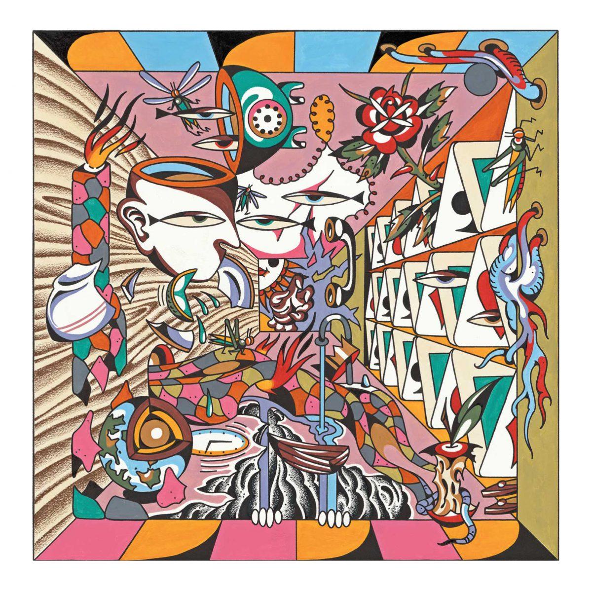 Home album art